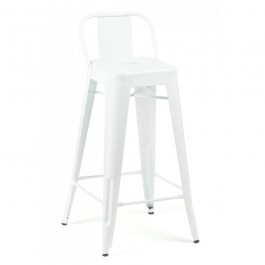 MARAIS STOOL BAR WITH BACK REST