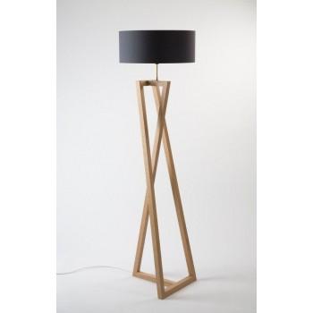 CROSSED FLOOR LAMP