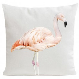 DECO CUSHION ARTPILO PINK FLAMINGO