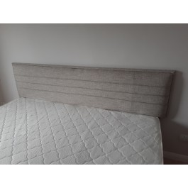 FABRIC HEADBOARD TYPE 4 - 180 CM