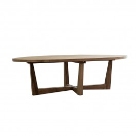 KENDRAL OVAL DINING TABLE
